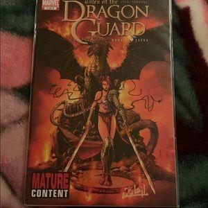 Tales of the ANGE / VARANDA Dragon Guard- book 1